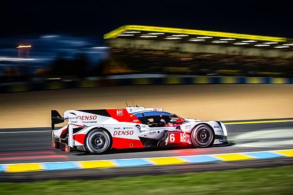 WEC News Toyota gesteht: 3. LMP1-Auto bei 24h Le Mans 2017 ein großes Risiko