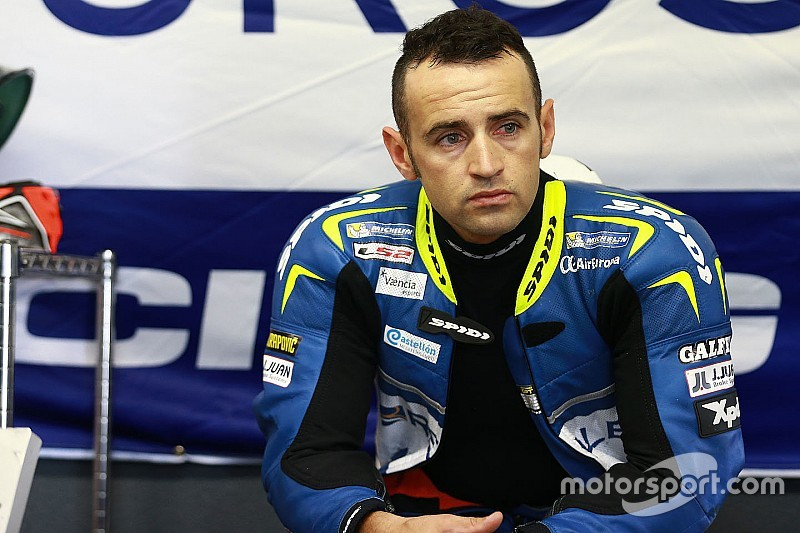 Avintia-Ducati-MotoGP-Pilot Hector Barbera verpasst Katar-Test