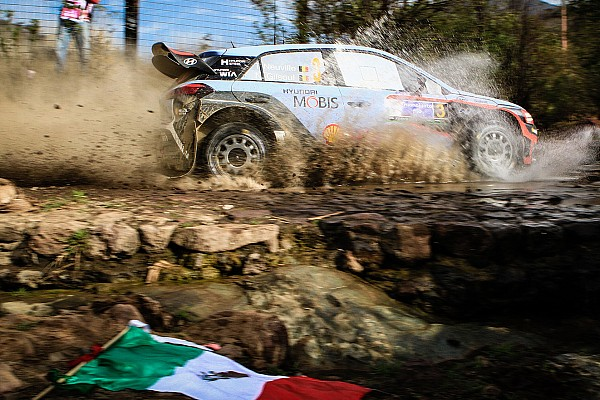 WRC Special feature Service Park Podcast: Preview Reli Meksiko 2017