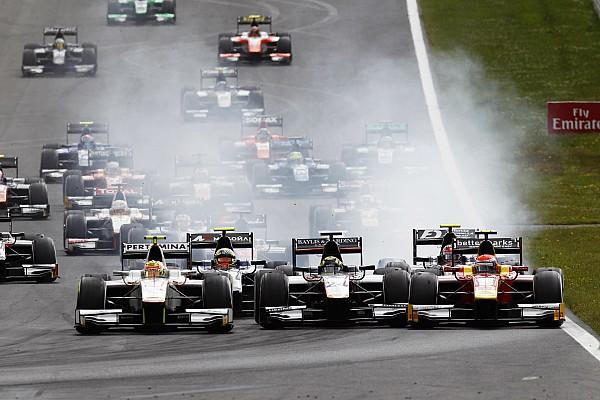 FIA F2 Breaking news GP2 Series berubah nama menjadi Formula 2