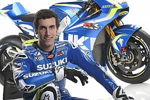 MotoGP Interview Wawancara: Alex Rins, rookie Suzuki di MotoGP