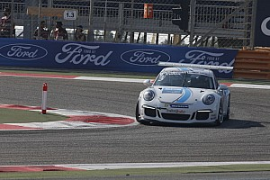 بورشه جي تي 3 الشرق الأوسط تقرير السباق بورشه جي تي 3 الشرق الأوسط: كولين يحرز الفوز بالسباق الأول من جولة البحرين