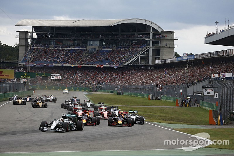 Liberty:传统欧洲赛事对F1未来至关重要