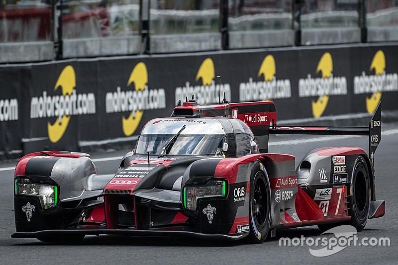 Penske se acercó a Audi para correr coches LMP1 en Le Mans