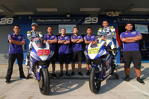 ARRC Breaking news Yamaha Racing Indonesia anggap penting tes pramusim ARRC