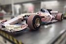 Formel-1-Auto 2017 von Manor Racing wird versteigert