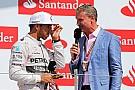 Coulthard piensa que la retirada de Hamilton está cerca