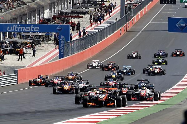 Geen Mücke en T-Sport op deelnemerslijst Europese F3