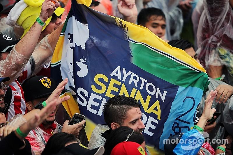 Las redes sociales se rinden a Ayrton Senna