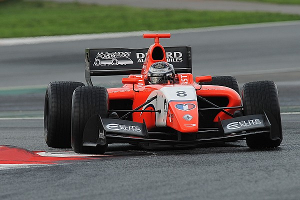 Arden confirmó su salida de la Fórmula V8 3.5