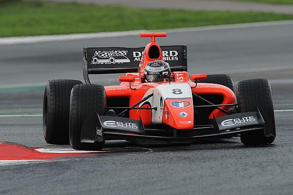 Команда Arden підтвердила вихід із Формули V8 3.5