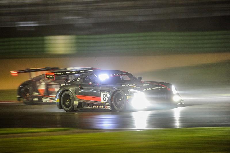 Juncadella, 5º en una emocionante carrera de clasificación de Blancpain GT en Misano