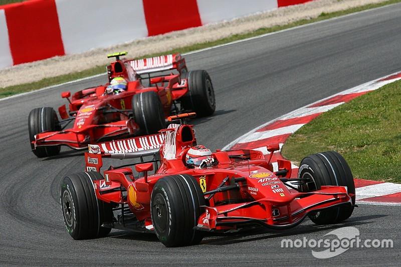 Como a Ferrari de 2008 inspirou o projeto de 2017