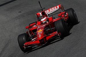 法拉利F2008为SF70H赛车设计提供灵感