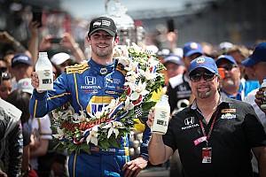 IndyCar Actualités Andretti : Un rookie comme Alonso peut gagner l'Indy 500