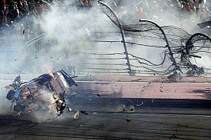 NASCAR Cup Breaking news NASCAR looking for new ways to prevent airborne crashes