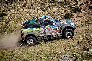 كروس كاونتري أخبار عاجلة رالي قطر الصحراوي: الراجحي يخوض المنافسة على متن سيارة