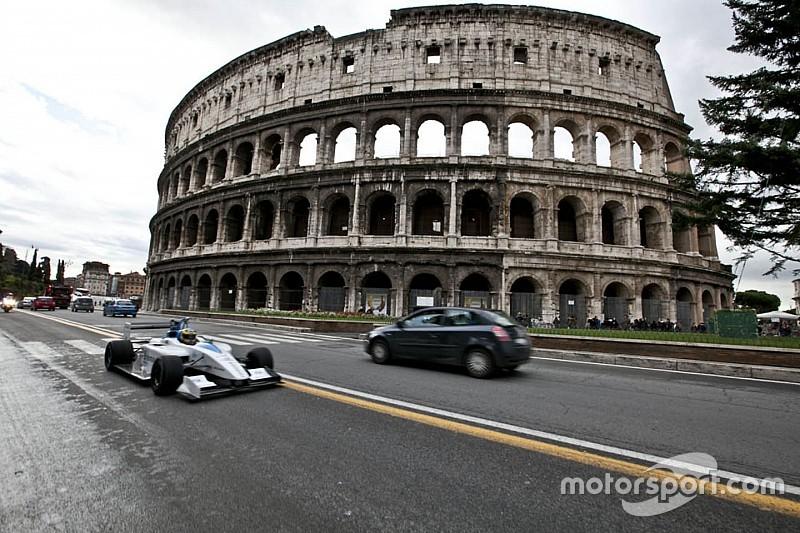 1. Formel-E-Rennen in Rom für 2018 geplant