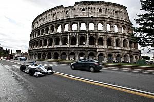 フォーミュラE 速報ニュース 【フォーミュラE】ローマ市がレース開催を承認。来季開催の可能性も?