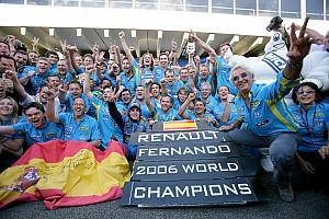 Formule 1 Actualités Renault : Pas de promesses