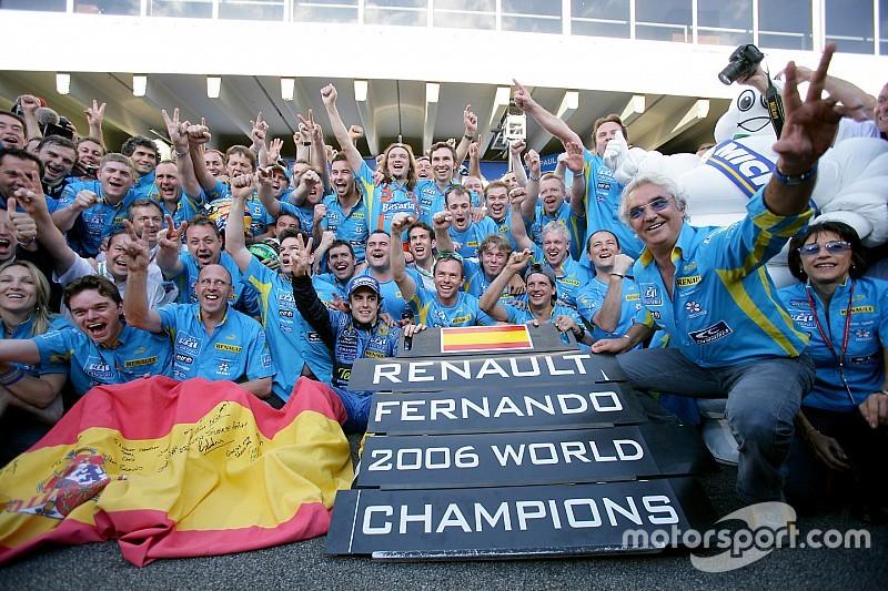 """Renault : Pas de promesses """"folles"""" pour attirer Alonso"""
