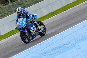 MotoGP Новость Травмированного Ринса заменит тест-пилот Suzuki