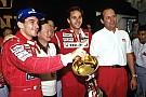 Forma-1 Ezen a napon: Kettős McLaren-siker, meglepetés dobogós, Minardi-rekord