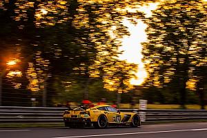 Le Mans Noticias de última hora Taylor y Fassler completan alineación de Corvette  para Le Mans