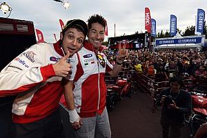 MotoGP Actualités Passé le choc, Rossi commence à réaliser ce qui arrive à Hayden