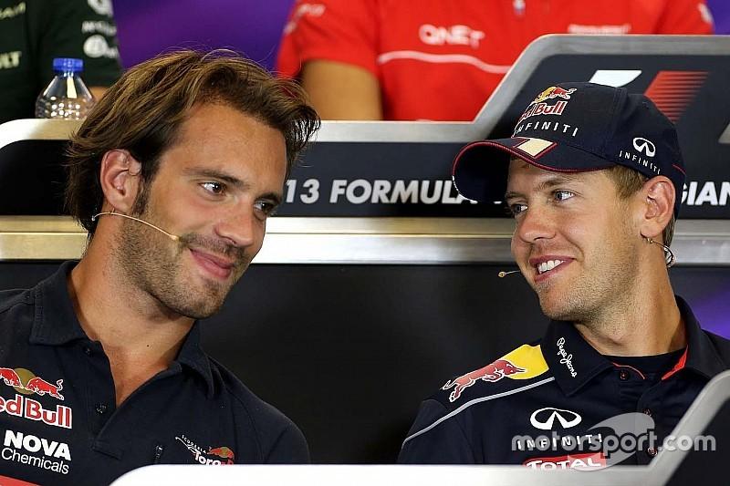 Вернь мав замінити Феттеля у Red Bull