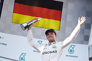 Formel 1 News Formel-1-Weltmeister Nico Rosberg wird wieder Vater