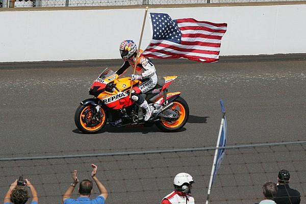 MotoGP Breaking news Indianapolis Motor Speedway pays tribute to Hayden