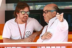 IndyCar Новость Босс MotoGP: При Экклстоуне Алонсо ни за что не поехал бы на Indy 500