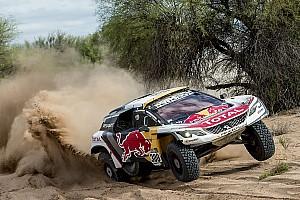 Dakar News Peugeot droht mit Ausstieg aus der Rallye Dakar