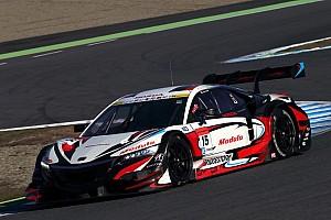 Super GT Новость Баттон провел на «Сузуке» первые тесты машины Super GT
