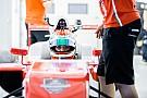فورمولا 4 آمنة القبيسي تبدأ تجاربها في الفورمولا 4 مع فريق بريما