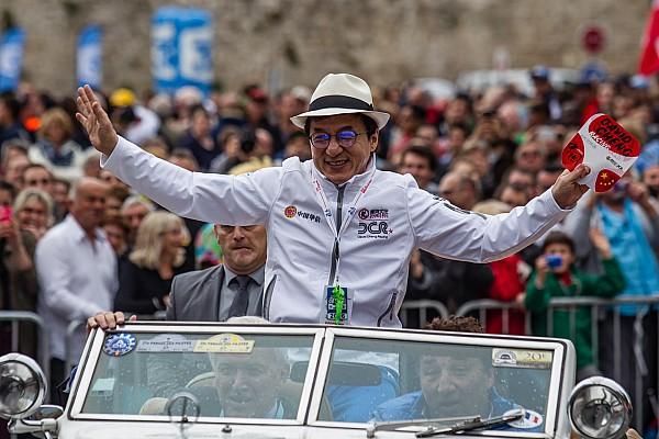 Le Mans Menang di Le Mans, Jackie Chan: Seperti meraih Oscar