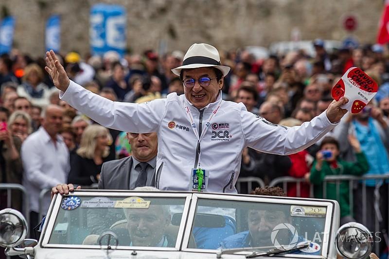 Menang di Le Mans, Jackie Chan: Seperti meraih Oscar