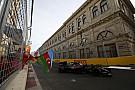 【F1】DAZNのアゼルバイジャンGP配信スケジュール決定