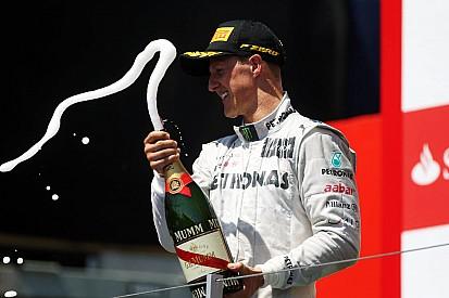 Vor 5 Jahren: Michael Schumacher letztmals auf dem F1-Podium
