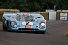 Automotive Beroemde Porsche 917K uit Le Mans-film geveild