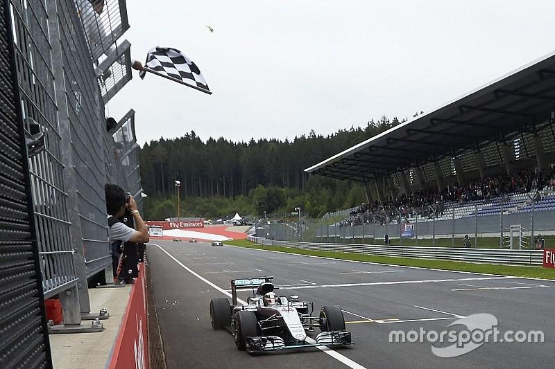 На Гран Прі Австрії Ф1 відмашку картатим прапором дасть уболівальник