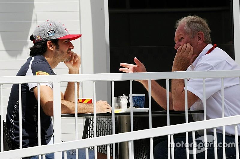 """Marko a Sainz: """"No muerdas la mano que te da de comer"""""""