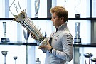 Rosberg'in F1 Pilotlar Şampiyonluğu kupası kaybolmuş