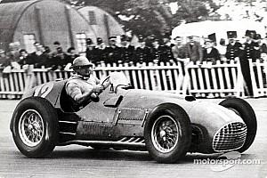 Formel 1 Historie Vor 66 Jahren: Der 1. Formel-1-Sieg für Ferrari