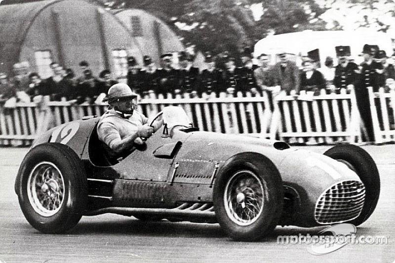 Vor 66 Jahren: Der 1. Formel-1-Sieg für Ferrari