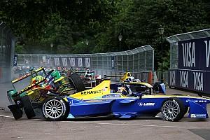 Formula E Entrevista Buemi no cree que Di Grassi salga a chocarse contra él en Montreal