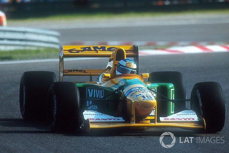 GP Belgien 2017: 1. Schumacher-Siegerauto fährt wieder