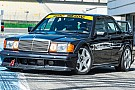 Automotivo Mercedes-Benz recria o 190E 2.5-16 Evolution II para track days