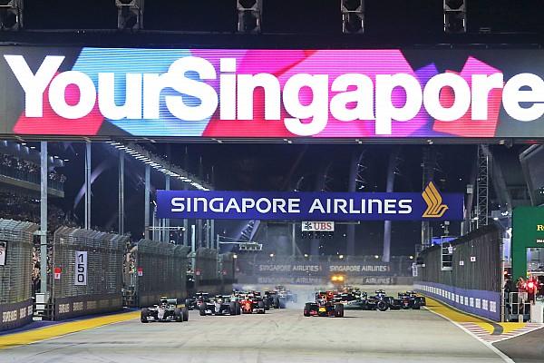 Formula 1 Son dakika Singapur GP, F1'le yeni sözleşme imzalamaya çok yakın